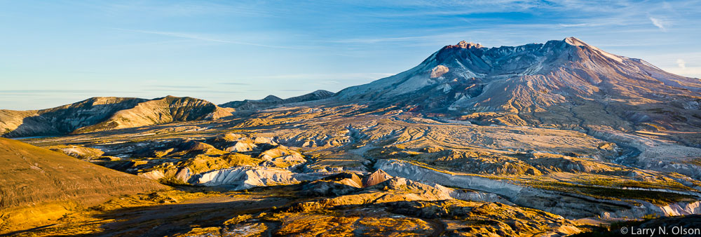 Mount St. Helens National Volcanic Mounument #2, WA